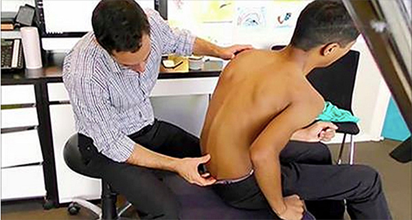 He Wanted To Die From Pain And Then He Met the Chiropractor Who Changed His Life