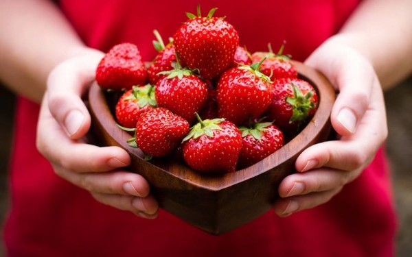 Enjoying Strawberries 9 Reasons Why This Fruit Is Great For Your Health!
