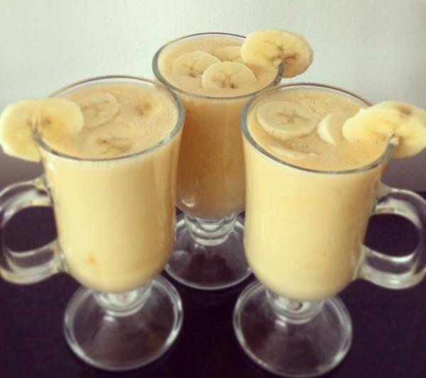 Banana Drink That Will Burn Stomach Fat Immediately