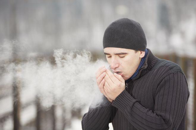 sensitivity to cold