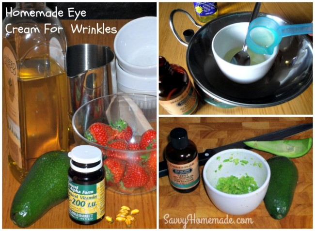 She Removed All Wrinkles Using This Homemade Cream Only For 1 Week (Recipe)!
