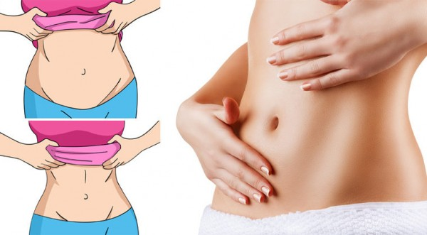 Perform This Simple Massage Every Night And Your Belly Fat Will Disappear!