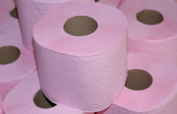Colored Perfumed Toilet Paper Is Dangerous To Your Health